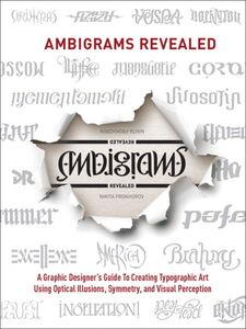 Ebook in inglese Ambigrams Revealed Prokhorov, Nikita