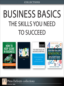 Ebook in inglese Business Basics Canavor, Natalie , Follett, Robert , Levine, David M. , Meirowitz, Claire