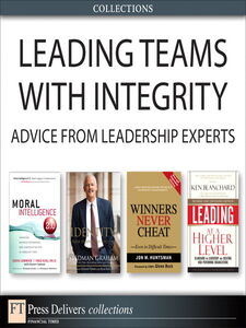 Foto Cover di Leading Teams with Integrity, Ebook inglese di AA.VV edito da Pearson Education