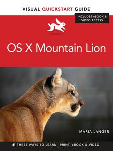 Ebook in inglese OS X Mountain Lion Langer, Maria