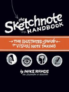Ebook in inglese The Sketchnote Handbook Rohde, Mike