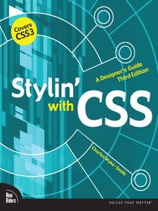 Ebook in inglese Stylin' with CSS Wyke-Smith, Charles