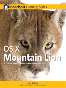 Ebook in inglese OS X Mountain Lion Beighley, Lynn