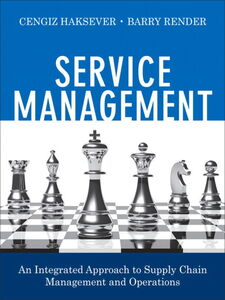 Ebook in inglese Service Management Haksever, Cengiz , Render, Barry