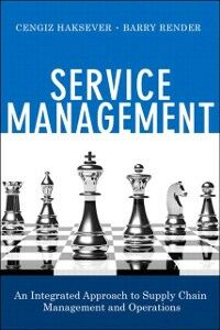 Ebook in inglese Service Management Haksever, Cengiz , Render, Barry