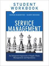 Service Management, Student Workbook
