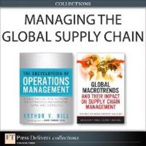 Foto Cover di Managing the Global Supply Chain (Collection), Ebook inglese di AA.VV edito da Pearson Education