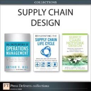 Foto Cover di Supply Chain Design (Collection), Ebook inglese di AA.VV edito da Pearson Education