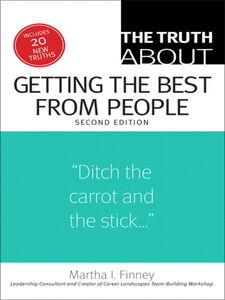 Ebook in inglese The Truth About Getting the Best from People Finney, Martha I.
