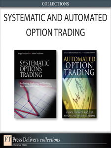 Ebook in inglese Systematic and Automated Option Trading Ph.D., Sergey Izraylevich , Tsudikman, Vadim