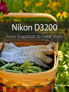 Ebook in inglese Nikon D3200 Sylvan, Rob