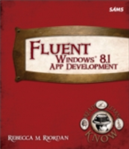 Ebook in inglese Fluent Windows 8.1 App Development Riordan, Rebecca M.