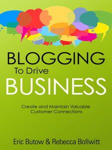 Foto Cover di Blogging to Drive Business, Ebook inglese di Rebecca Bollwitt,Eric Butow, edito da Pearson Education