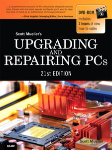 Ebook in inglese Upgrading and Repairing PCs Mueller, Scott