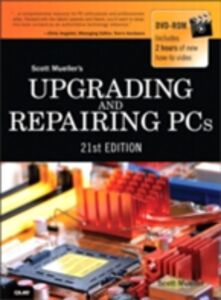 Ebook in inglese Upgrading and Repairing PCs Mueller, Scott