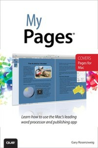 Ebook in inglese My Pages (for Mac) Rosenzweig, Gary