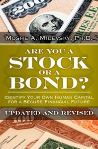 Ebook in inglese Are You a Stock or a Bond? Ph.D., Moshe A. Milevsky