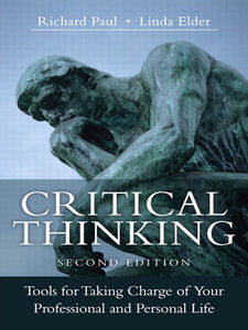 Ebook in inglese Critical Thinking Elder, Linda , Paul, Richard