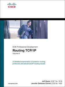 Ebook in inglese Routing TCP/IP, Volume II (CCIE Professional Development) Carroll, Jennifer DeHaven , Doyle, Jeff