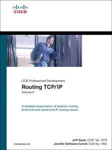 Foto Cover di Routing TCP/IP, Volume II (CCIE Professional Development), Ebook inglese di Jennifer DeHaven Carroll,Jeff Doyle, edito da Pearson Education