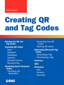 Ebook in inglese Creating QR and Tag Codes Dutson, Phil