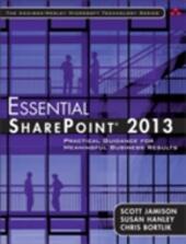 Essential SharePoint® 2013