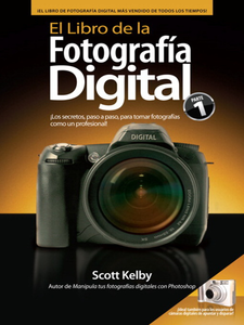 Ebook in inglese El Libro de Fotografía Digital Kelby, Scott