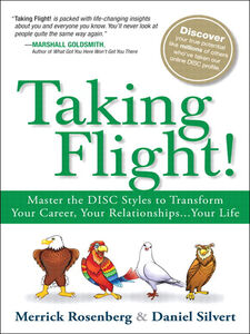 Ebook in inglese Taking Flight! Rosenberg, Merrick , Silvert, Daniel