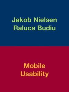 Ebook in inglese Mobile Usability Budiu, Raluca , Nielsen, Jakob