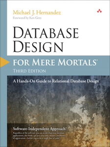 Ebook in inglese Database Design for Mere Mortals® Hernandez, Michael J.