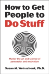 Ebook in inglese How to Get People to Do Stuff Weinschenk, Susan