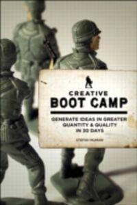 Foto Cover di Creative Boot Camp, Ebook inglese di Stefan Mumaw, edito da Pearson Education