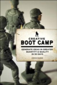 Ebook in inglese Creative Boot Camp Mumaw, Stefan