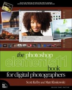 Ebook in inglese Photoshop Elements 11 Book for Digital Photographers Kelby, Scott , Kloskowski, Matt
