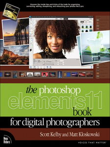 Ebook in inglese The Photoshop Elements 11 Book for Digital Photographers Kelby, Scott , Kloskowski, Matt