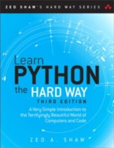 Foto Cover di Learn Python the Hard Way, Ebook inglese di Zed A. Shaw, edito da Pearson Education