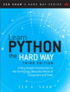 Ebook in inglese Learn Python the Hard Way Shaw, Zed A.