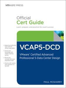 Ebook in inglese VCAP5-DCD Official Cert Guide McSharry, Paul