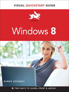 Foto Cover di Windows 8, Ebook inglese di Barrie Sosinsky, edito da Pearson Education