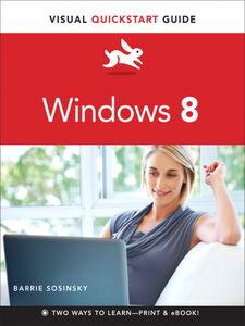 Foto Cover di Windows 8, Ebook inglese di Barrie Sosinsky, edito da Pearson Education