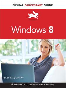 Ebook in inglese Windows 8 Sosinsky, Barrie