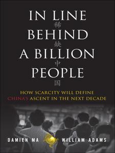 Ebook in inglese In Line Behind a Billion People Adams, William , Ma, Damien