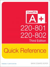 CompTIA® A+ Quick Reference (220-801 and 220-802)
