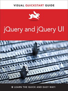 Ebook in inglese jQuery and jQuery UI Blanchard, Jay
