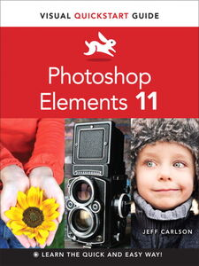 Ebook in inglese Photoshop Elements 11 Carlson, Jeff