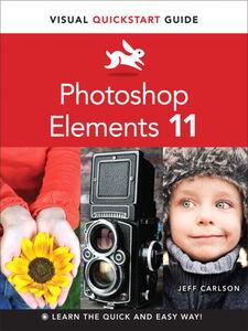 Foto Cover di Photoshop Elements 11, Ebook inglese di Jeff Carlson, edito da Pearson Education