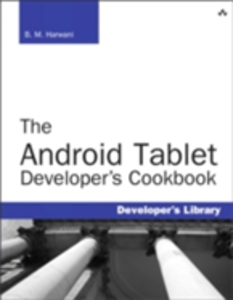 Ebook in inglese Android Tablet Developer's Cookbook Harwani, B.M.