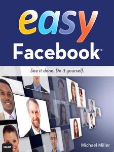Ebook in inglese Easy Facebook Miller, Michael