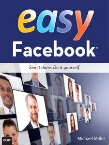 Ebook in inglese Easy Facebook Miller, Michael R.