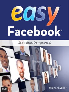 Ebook in inglese Easy Facebook Miller, Michael